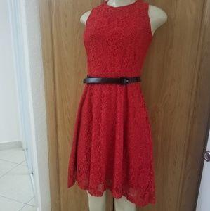 Dresses - Beautiful red dress